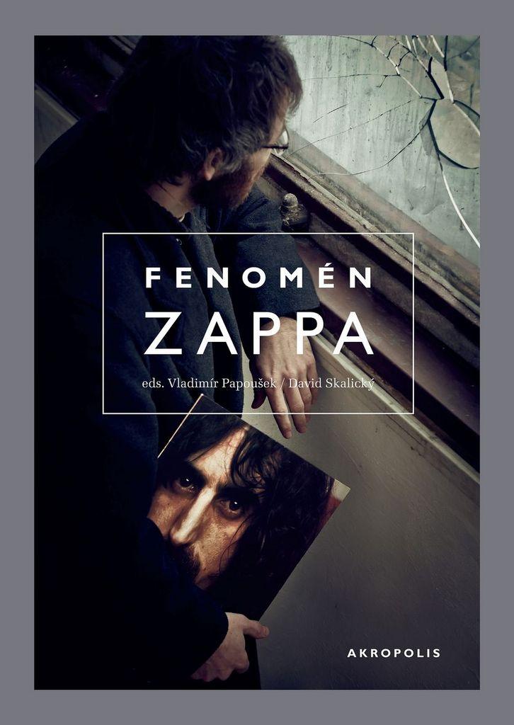 Fenomén Zappa - Vladimír Papoušek