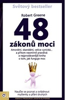 48 zákonů moci - Robert Greene