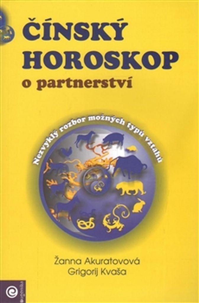 Čínský horoskop o partnerství - Žanna Akuratovová