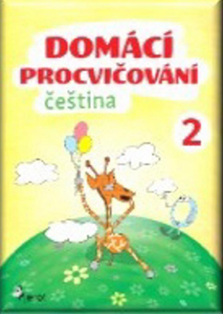 Domácí procvičování čeština 2 - Petr Šulc