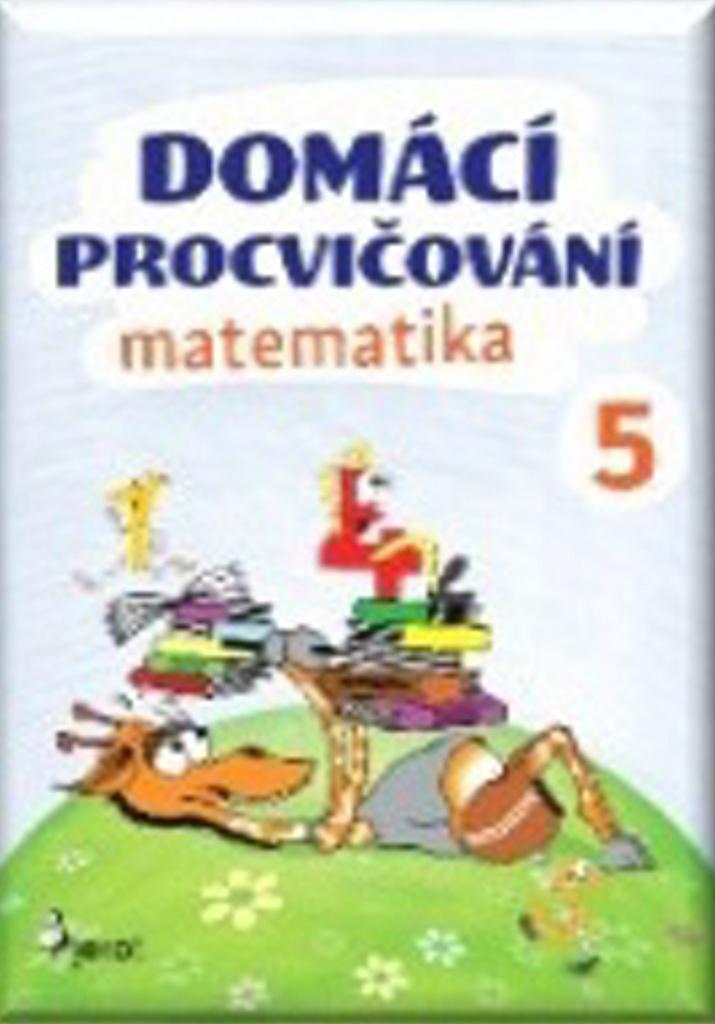 Domácí procvičování matematika 5 - Petr Šulc