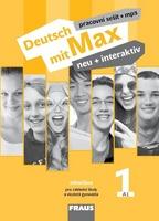 Deutsch mit Max neu + interaktiv 1 Pracovní sešit + mp3