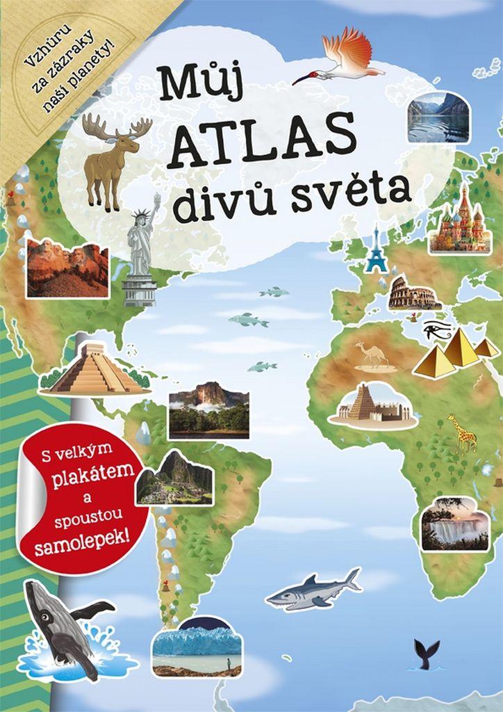 Můj atlas divů světa - Galia Lami Dozo - van der Kar