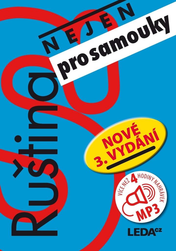 Ruština nejen pro samouky +3CD-MP3 - Věra Nekolová