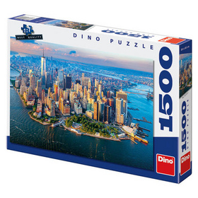Puzzle Pohled na New York