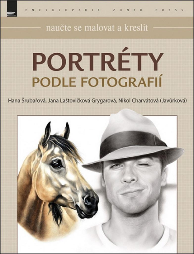 Portréty podle fotografií - Nikol Charvátová