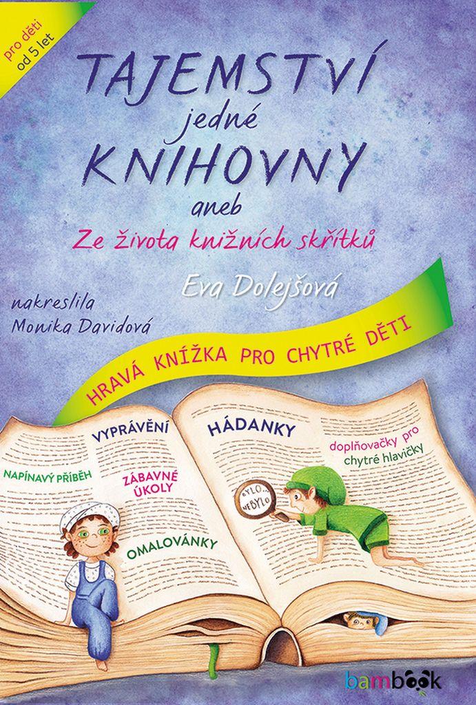 Tajemství jedné knihovny - Monika Davidová