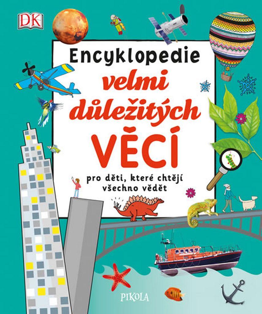 Encyklopedie velmi důležitých věcí - Ivana Rybecká