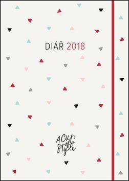 A Cup of Style Diář 2018