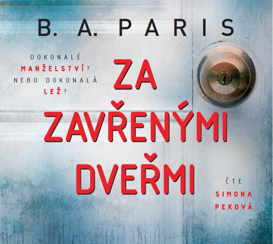 Za zavřenými dveřmi - B. A. Parisová