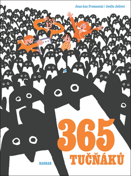 365 tučňáků - Jean-Luc Fromental