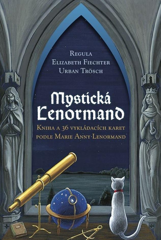 Mystická Lenormand - Regula Elizabeth Fiechter
