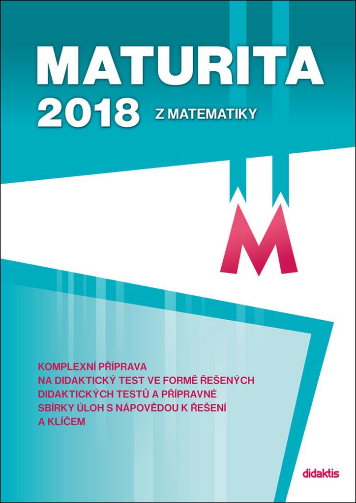 Maturita 2018 z matematiky - D. Gazárková
