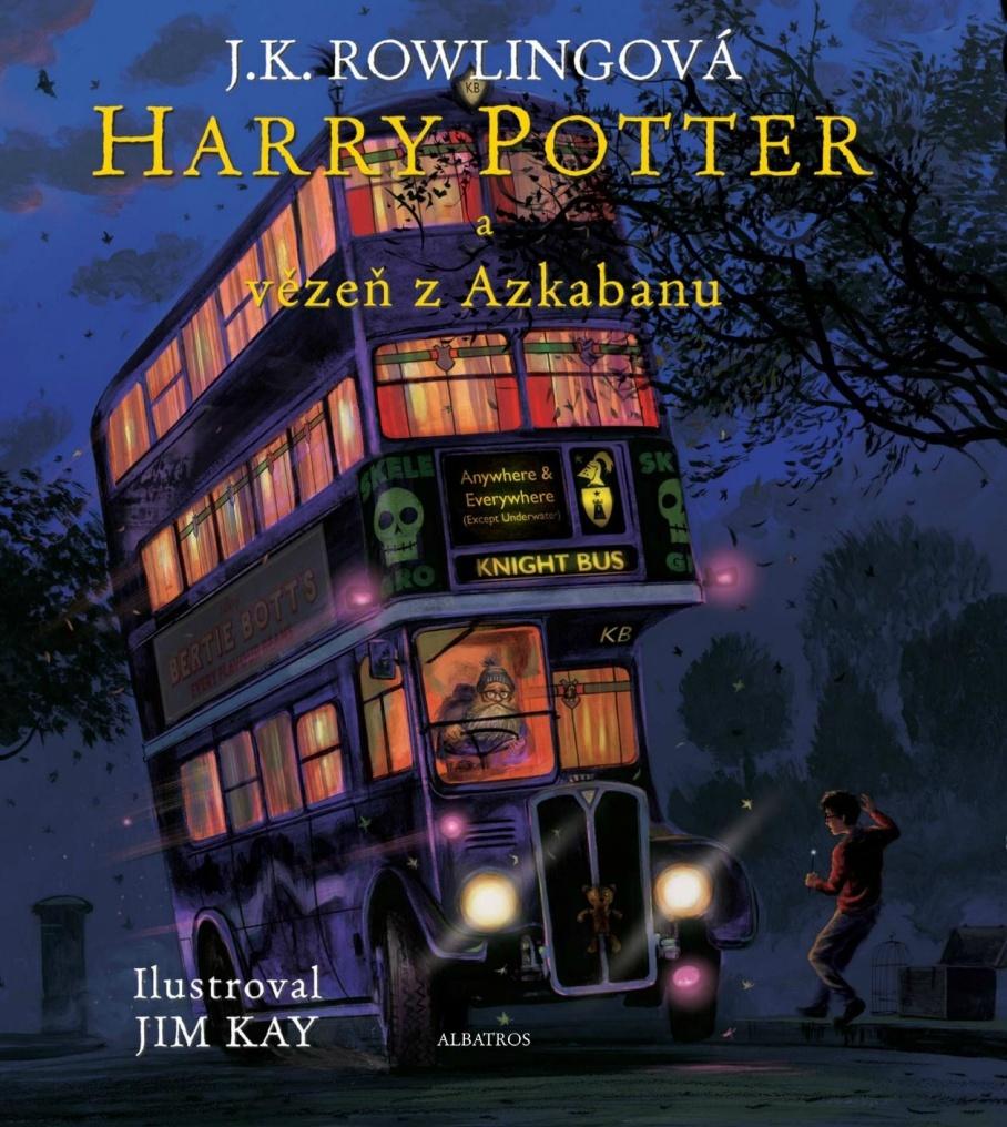 Harry Potter a vězeň z Azkabanu - Joanne K. Rowlingová
