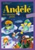 Fotografie Andělé na vánoční pouti, Adventní kalendář s vystřihovánkami pro děti od tří do osmi let
