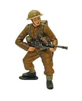 Britský voják – západní Evropa 1944