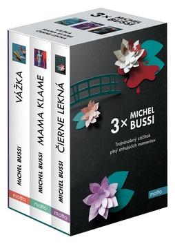 BOX 3x Michel Bussi Vážka Mama klame..