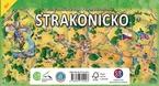 Strakonicko, Ručně malovaná mapa