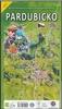 Pardubicko, Ručně malovaná mapa