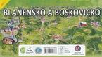 Blanensko a Boskovicko, Ručně malovaná mapa