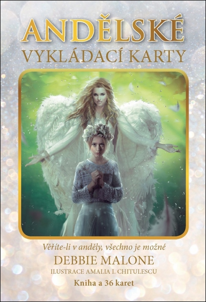 Andělské vykládací karty - Debbie Malone