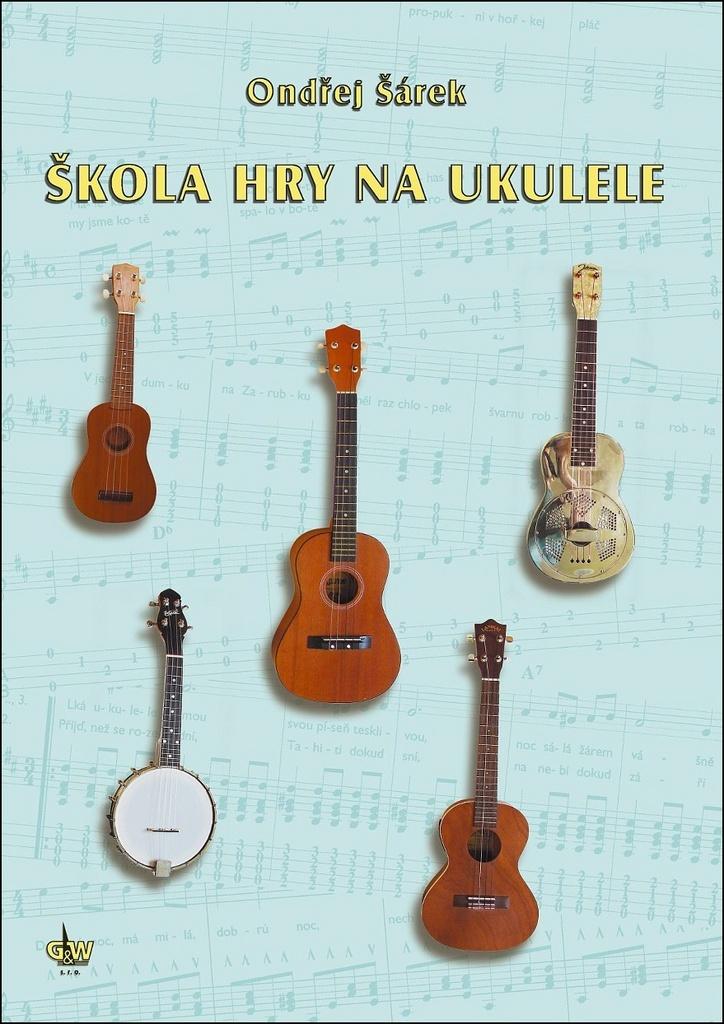 Škola hry na ukulele - Ondřej Šárek
