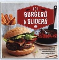101 burgerů a sliderů -