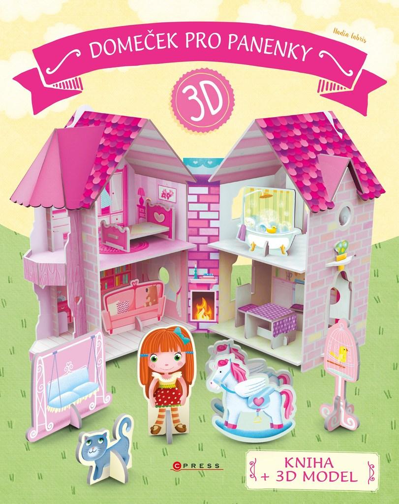Domeček pro panenky - Valentina Facci