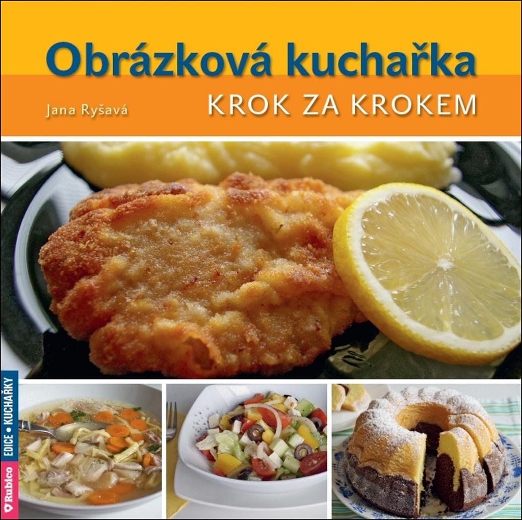 Obrázková kuchařka - Jana Ryšavá