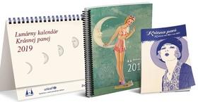 Lunárny kalendár Krásnej panej 2019