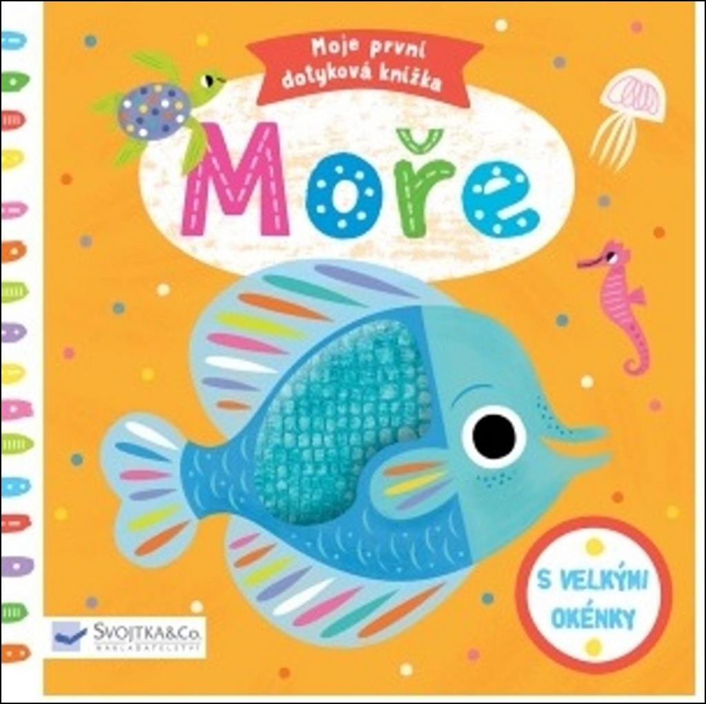 Moje první dotyková knížka Moře - Marie-Noelle Horvath
