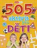 505 aktivit pro děti -