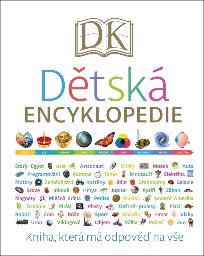 Dětská encyklopedie - Karel Kopička