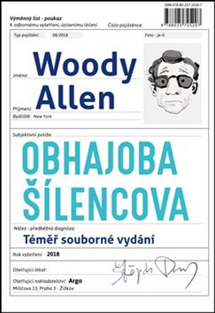 Obhajoba šílencova - Woody Allen