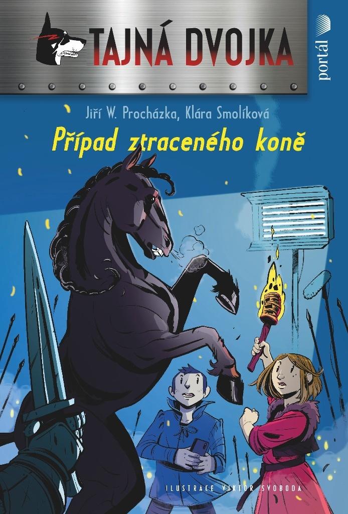 Případ ztraceného koně - Klára Smolíková