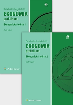 Balíček Ekonómia praktikum 1+2 2.vyd.