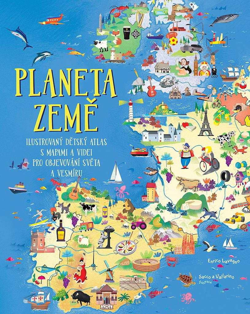 Planeta Země - Enrico Lavagno