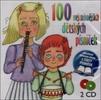 100 nejznámějších dětských písniček 2 CD -