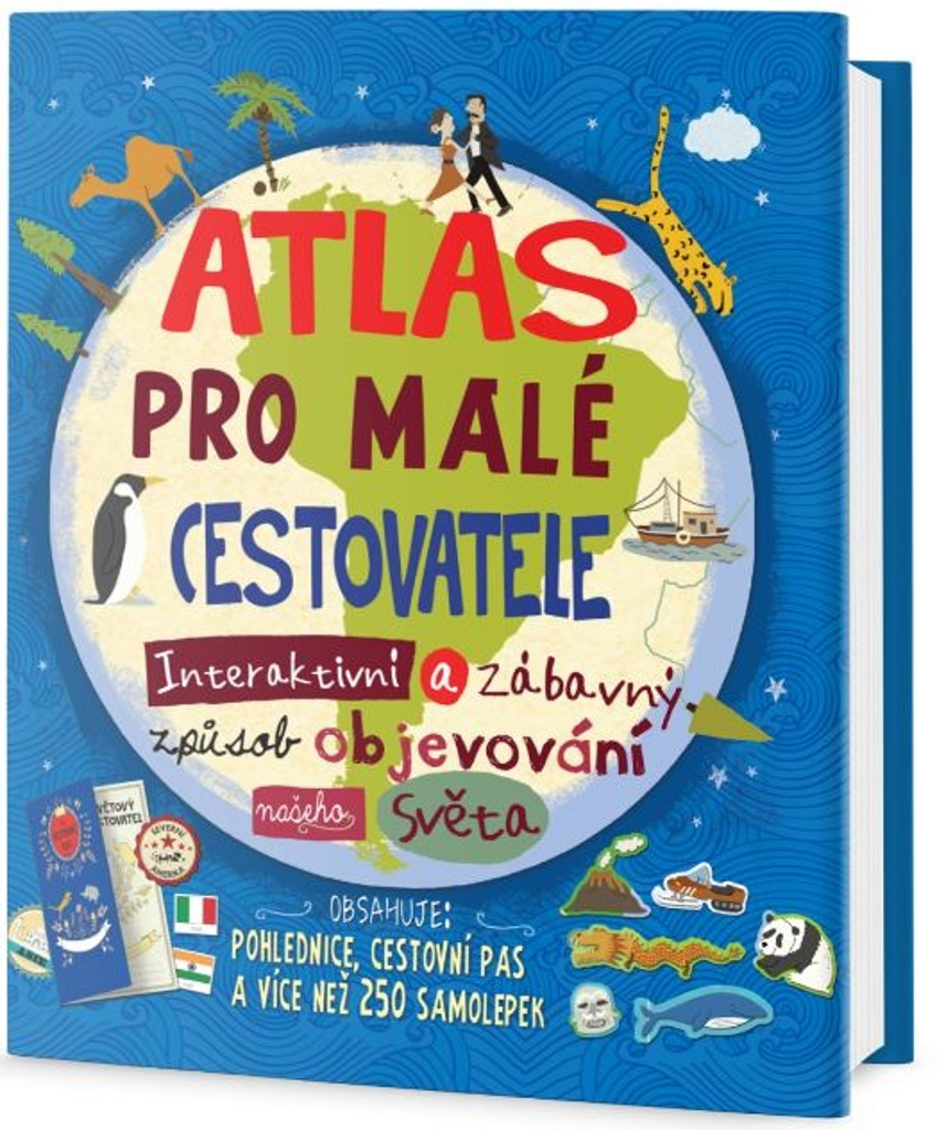 Atlas pro malé cestovatele