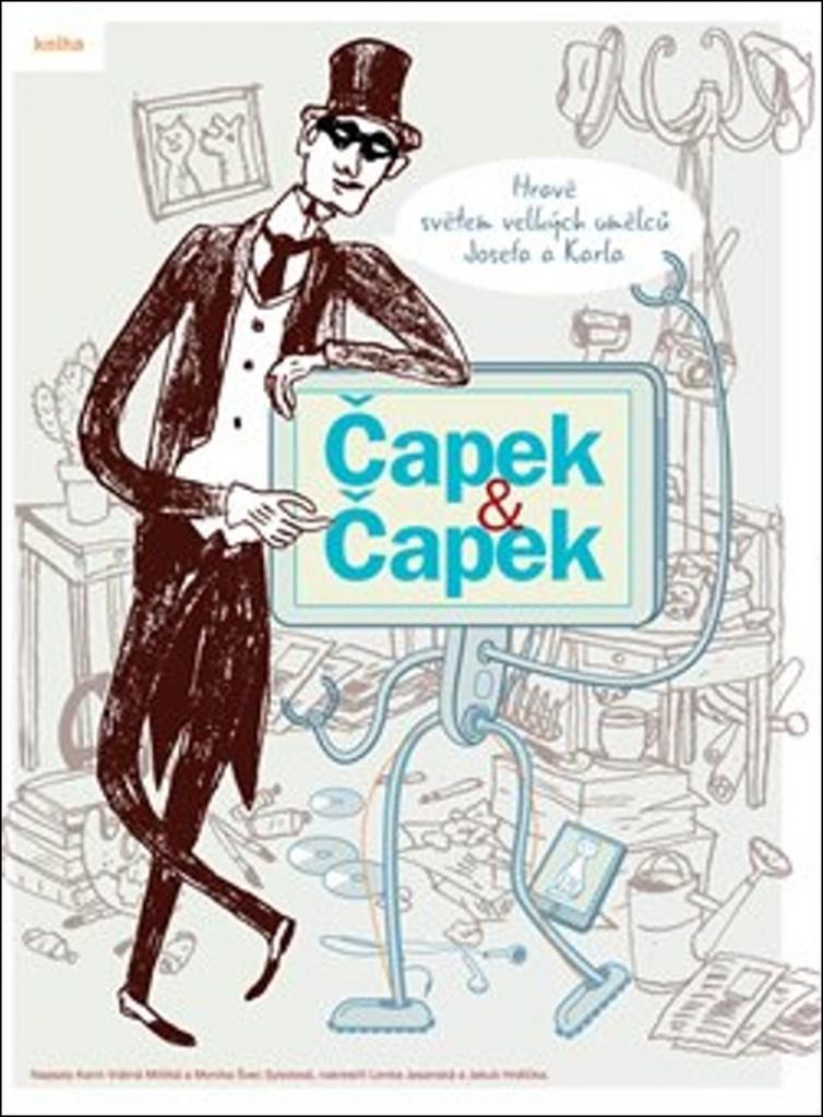 Čapek & Čapek - Karin Vrátná Militká