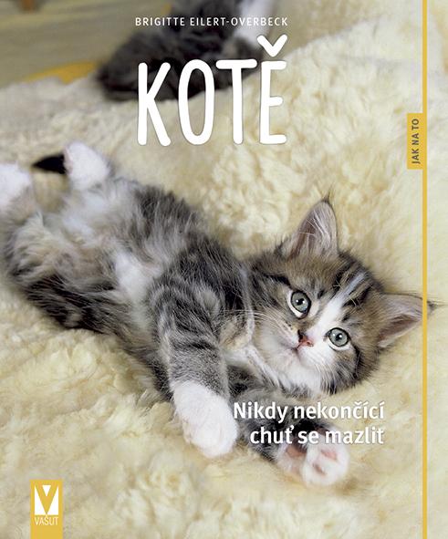 Kotě - Brigite Eilert-Overbeck