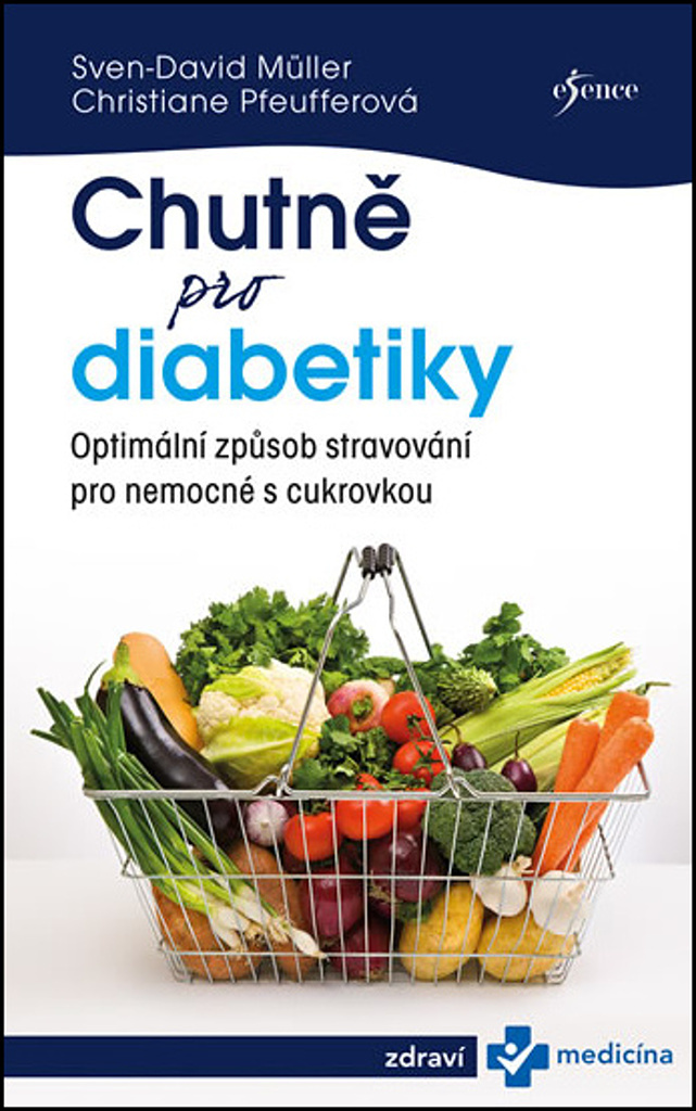 Chutně pro diabetiky - Sven-David Müller