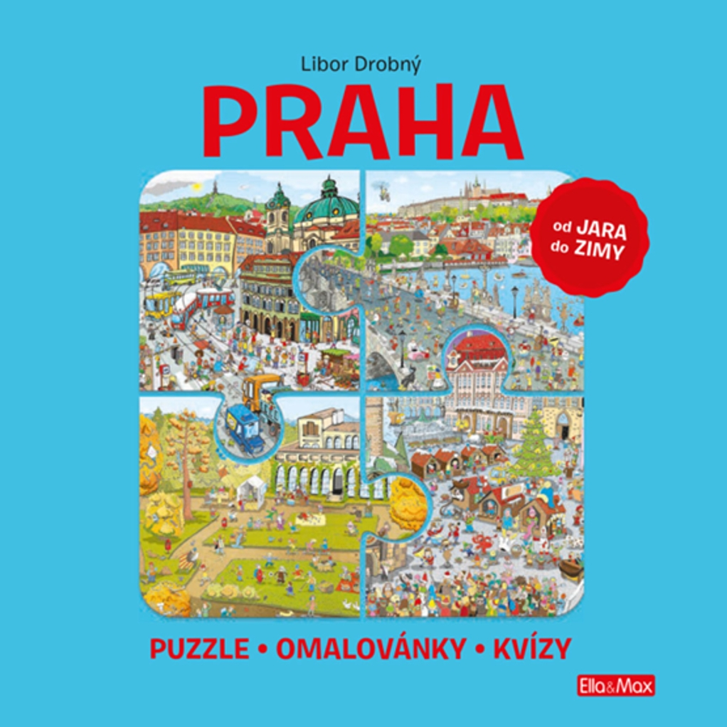 Praha - Libor Drobný