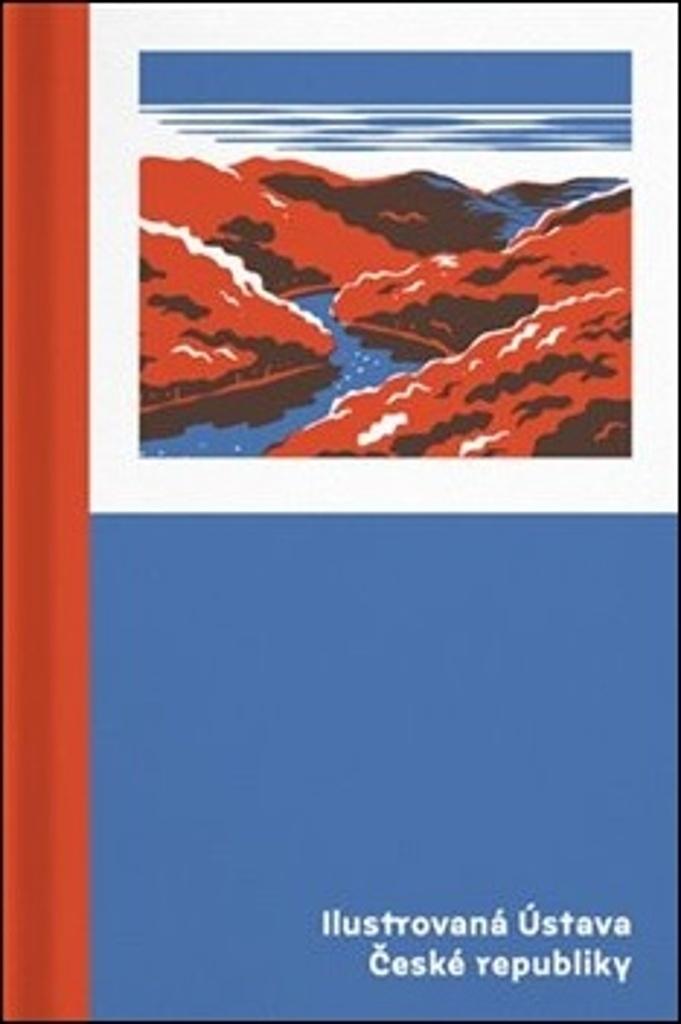 Ilustrovaná Ústava České republiky - Nikola Klímová