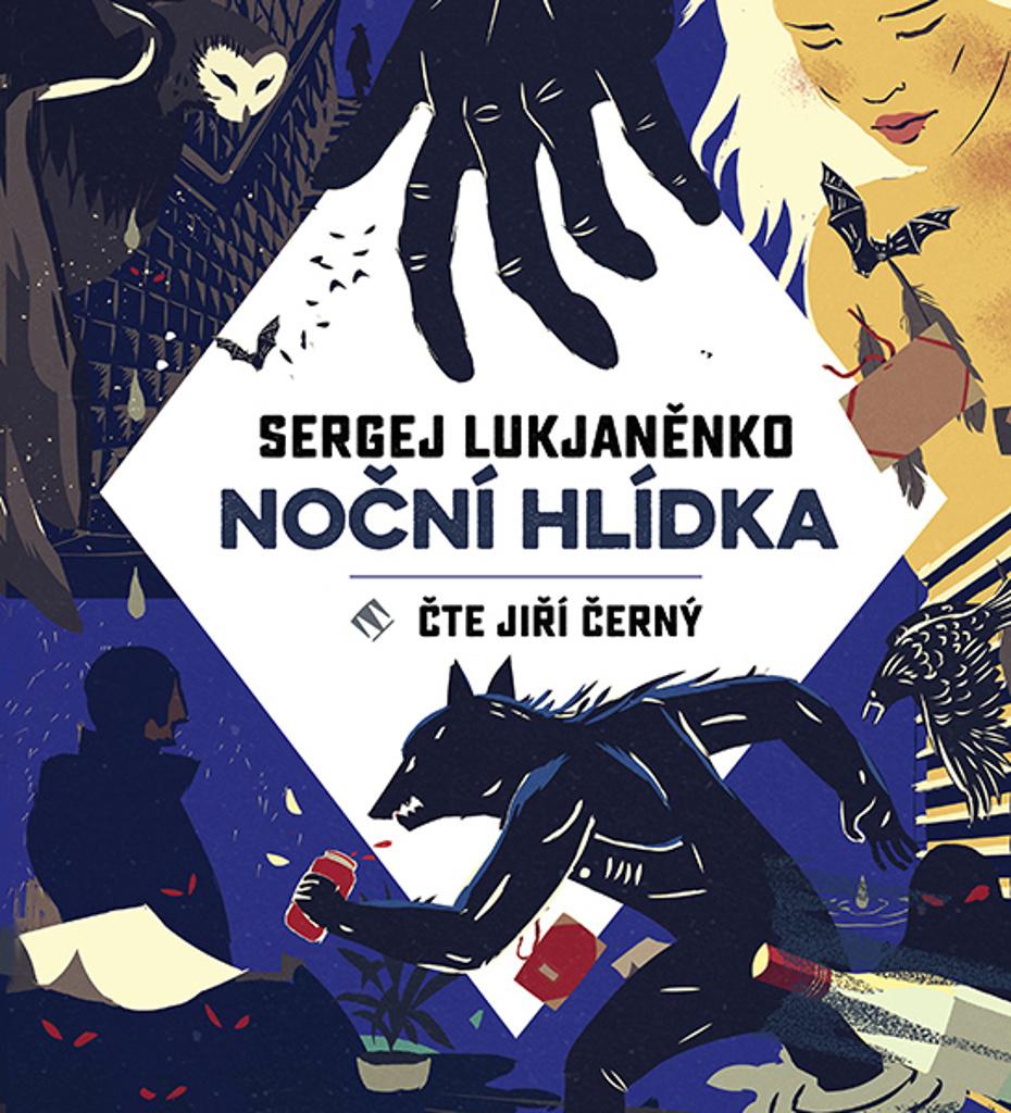 Noční hlídka - Sergej Lukjaněnko