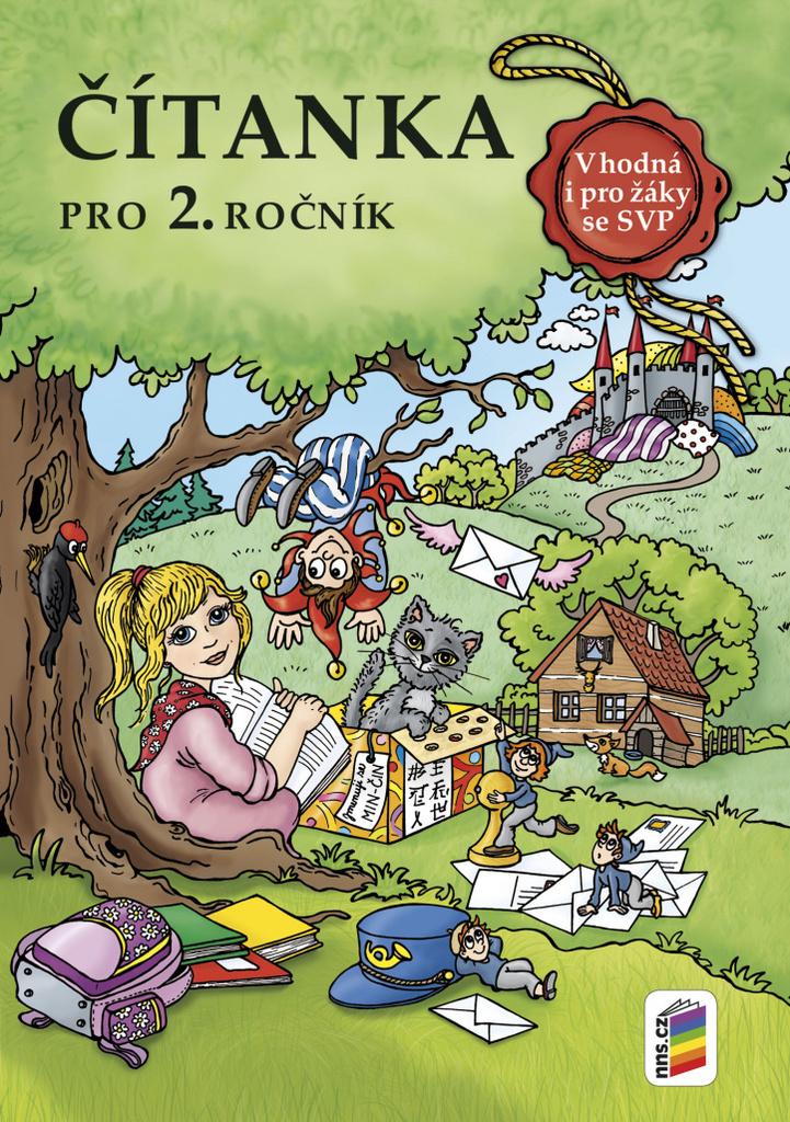 Čítanka pro 2. ročník - Lenka Bičanová