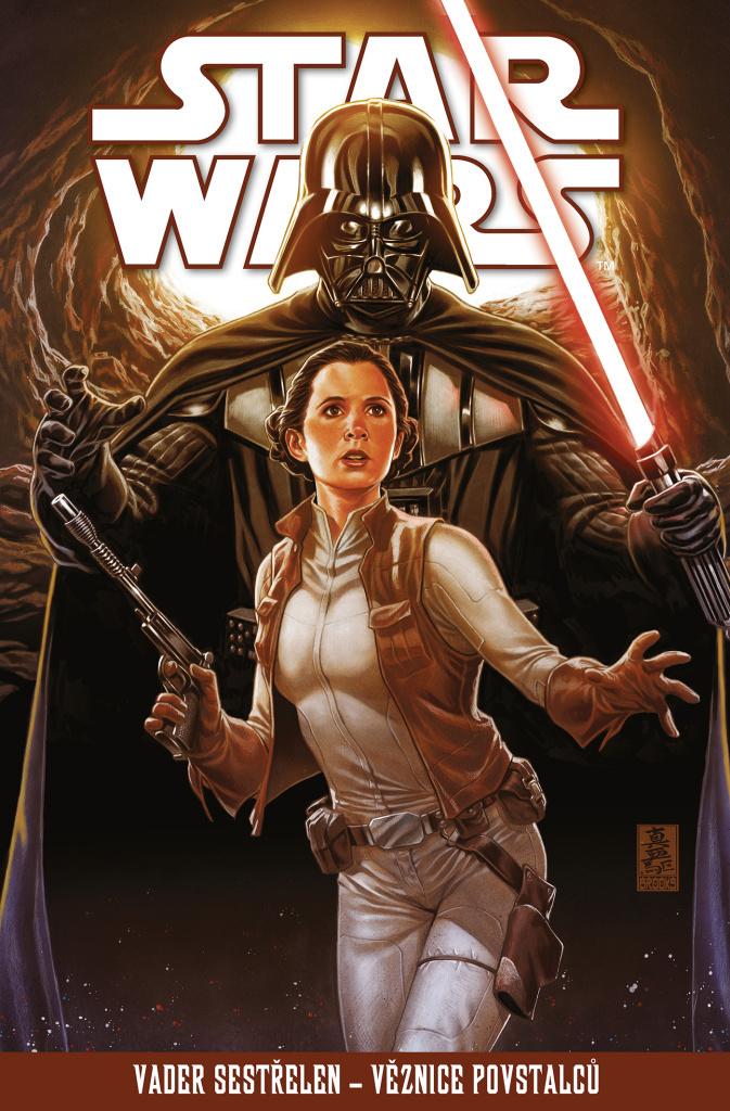 STAR WARS Vader sestřelen Věznice povstalců