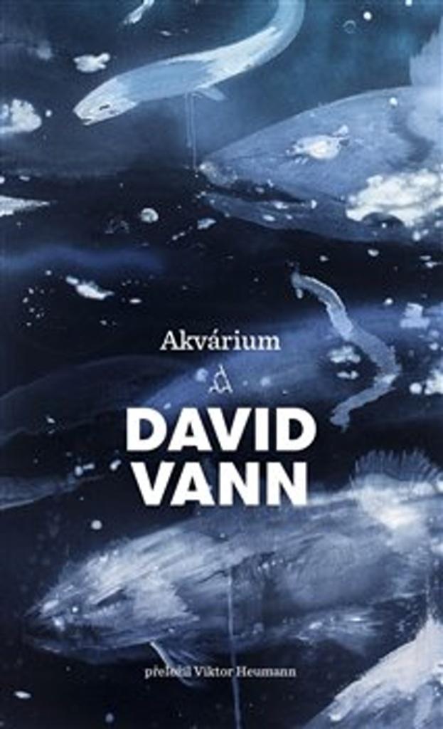 Akvárium - David Vann