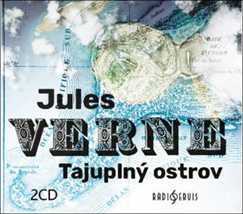 Tajuplný ostrov - Jules Verne