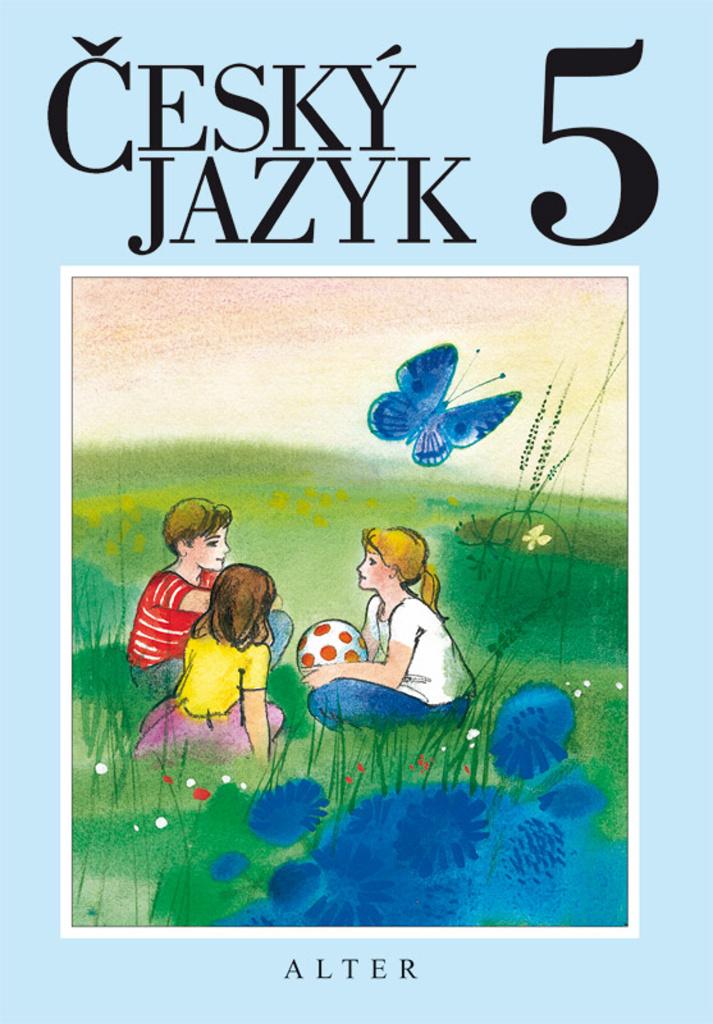 Český jazyk 5 - Jana Štroblová